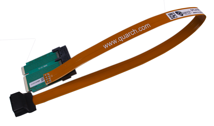 High Speed Serial Cables, Adapters and Accessories from